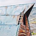 Steamboat Barn by Aaron Spong