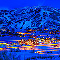 Steamboat Springs by Kevin  Dietrich