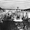 Steamer Interior, C1867 by Granger