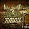 Steampunk Antique Typewriter Oliver Company by Svetlana Novikova
