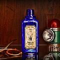 Steampunk Bottled Light by Paul Ward