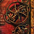 Steampunk - Clockwork by Mike Savad