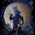 Steampunk Crownman by Sassan Filsoof