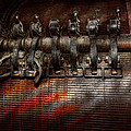 Steampunk - Electrical - Motorized  by Mike Savad