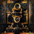 Steampunk - Electrical - The Power Meter by Mike Savad