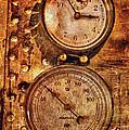 Steampunk - Gauges by Mike Savad