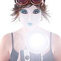 Steampunk Geisha Photographer by Jt PhotoDesign