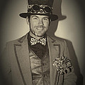 Steampunk Gentleman by Diana Haronis
