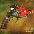 Steampunk - Gun - Electric Raygun by Paul Ward