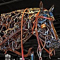 Steampunk Horse by Tommy Anderson