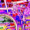 Steampunk Iron Horse #4 A by Peter Ogden