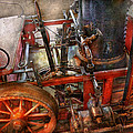 Steampunk - My Transportation Device by Mike Savad