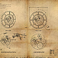 Steampunk Solar Disk by James Christopher Hill