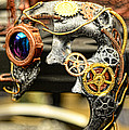 Steampunk - The Mask by Paul Ward