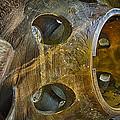 Steampunk Turbine by Scott Campbell