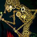 Steampunk Wayang Kulit by Fools Ink