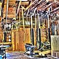 Steampunk Woodshop 4 by John Straton