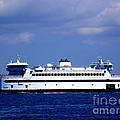 Steamship Authority Ferry by CapeScapes Fine Art Photography