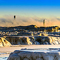 Steamy Iceburgs by James  Meyer