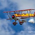 Stearman Biplane by Jerry Fornarotto