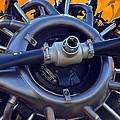 Stearman Engine by Sandra Nafziger