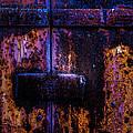 Steel Door Number Three by Bob Orsillo