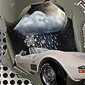 Steel Frame Stingray by Liane Wright