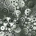 Steel Gears by Gaspar Avila
