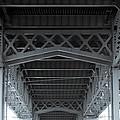 Steel Girder Bridge by Ray Sheley