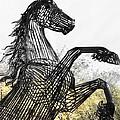 Steel Stallion by Regina Arnold