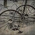 Steel Wheels by Paul Freidlund
