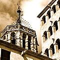 Steeple Barcelona by David Coleman