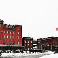 Stegmaeir Brewery - Wilkes Barre Pa by Bill Cannon