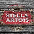 Stella Artois by Joe Hamilton