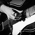 Stella Burns - Guitar Close-up by Andrea Mazzocchetti