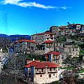 Stemnitsa - Greece by Constantinos Iliopoulos