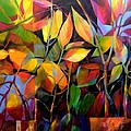 Stems And Leaves No. 76 by Ron Gordon