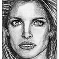 Stephanie Seymour In 1992 by J McCombie