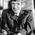 Stephen Hawking by Emilio Segre Visual Archives/american Institute Of Physics/science Photo Library