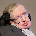 Stephen Hawking by Mark Thomas