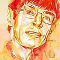 Stephen Hawking Portrait by Fabrizio Cassetta