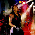 Stephen Pearcy Of Ratt by Bruce Crummy