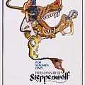 Steppenwolf, Poster Art, 1974 by Everett