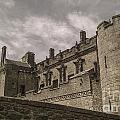 Sterling Castle Scotland Sterling Closed Grey by Paul Fearn