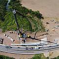 Sterling City Bridge by Chris Martin