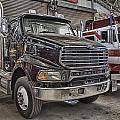Sterling Truck by Douglas Barnard