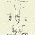 Stethoscope 1882 Patent Art by Prior Art Design