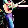 Steve Howe Of Yes 1980 Drama Tour by Daniel Larsen