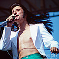 Steve Perry Of Journey At Day On The Green by Daniel Larsen