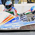 Steve Webster And Paul Woodhead by Richard Norton Church